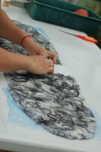 Felting workshops